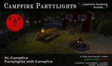 AL Campfire + Partylights