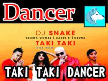 DJ Snake Selena Gomez, Ozuna & Cardi B - Taki Taki