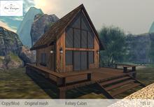 Bee designs Kelsey Cabin