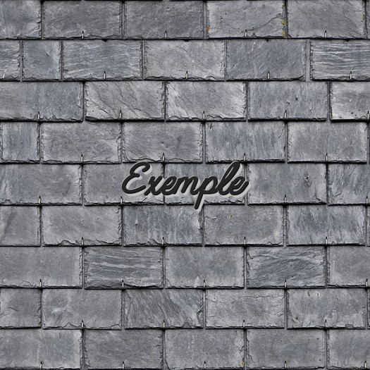 Second Life Marketplace Tuiles Ardoise Sans Couture Slate Tiles Seamless01