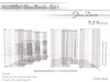 ALUORA Glass Panels Set01 - Glass Doors