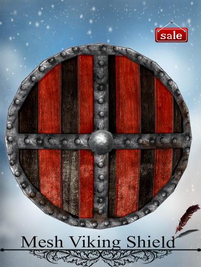 Mesh Viking Shield v. 4