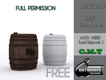 .::QUTWORLD .::Rum Barrel::.FP Unpack (ADD)
