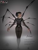 AZOURY - Arachnida Accessory