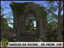 JARDIN DE RUINE