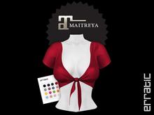 erratic / sina - top / FATPACK (Maitreya - Lara)