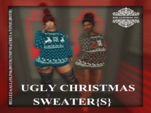 RML UGLY CHRISTMAS SWEATERS (ATTACH TO UNPACK)