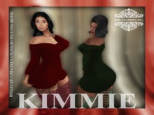 RML KIMMIE DRESS(HUDDED) (ATTACH TO UNPACK)