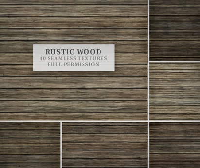 Empire Textures  I Rustic Wood