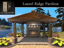 Laurel Ridge Pavilion - Galland Homes
