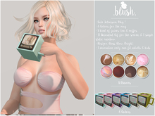 BLUSH - Television Mug - 6 Colors