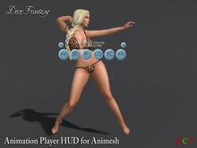 ~DecoFranzy~ Animation Player HUD for Animesh (C)