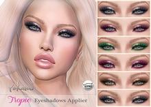 Yokami~Tropic Eyeshadows [Catwa Applier]