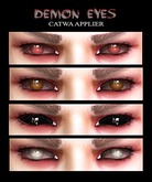 Yokami~DEMON EYES [CATWA APPLIER]