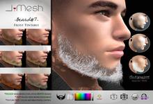 i.mesh - Beard#7 Frost Tintable - CATWA/OMEGA applier