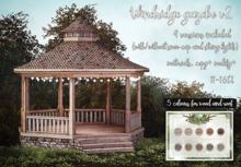 Raindale - Windridge gazebo v2 (add to unpack)