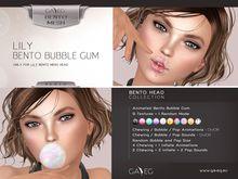 [GA.EG] Lily Bento Bubble Gum