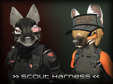 [P.0.E] - Scout Harness
