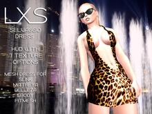 LXS: Selvaggio Dress