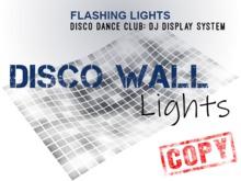 [FLS] DJ Display (rhythmically shining wall)