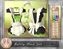 [TJR] Bunny Maid Set