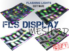 [FLS] DJ Display Wall 3D (rhythmically play on the wall)