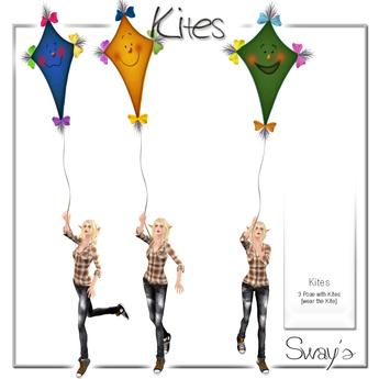 Sway's Kites [all 3]