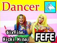 6ix9ine, Nicki Minaj, Murda Beatz - FEFE BOXED