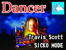 Travis Scott - Sicko Mode Dancer BOXED