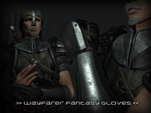 [P.0.E] - Wayfarer Fantasy Gloves
