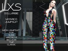 LXS: Mosaico Jumpsuit