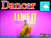 Cardi B, Bad Bunny & J Balvin - I Like It  Dancer Boxed