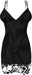 RIOT / Ashleey Cocktail Dress - Black | Maitreya / Belleza / Slink
