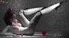 AZOURY - Veuve Noire Ballet Boots {White}