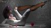 AZOURY - Veuve Noire Ballet Boots {Caramel}