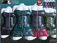 [ADN] Diaz Dress (Maitreya Slink) PROMO !!!
