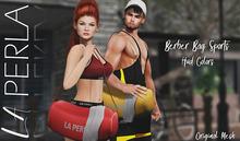 {LP}- Berber Bag Sports Fatpack