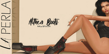 {LP}-  Althea Boots