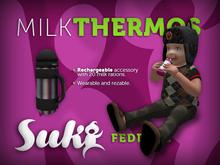 Suki Milk Thermos