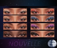 .Nouvelle. Eye Gloss (Genus)