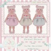 CCC Jewel Dress Mint {B&K TD}