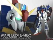 [MSZ-006] Zeta Gundam (Ver.1.2)