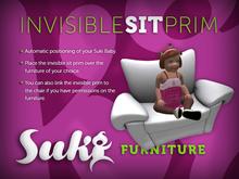 SUKi. Invisible Sit Prim