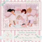 CCC Sofia Jammies ~ Purple { TD Baby & Kid}