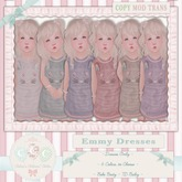 CCC Emmy Dress - Purple TDB & Bebe