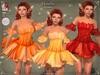 DEMO Rosetta Dress by Caverna Obscura - Maitreya, SLINK, TMP