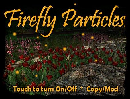 MG - Firefly Emitter Rock