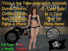 NaS-T Animesh Trixy and her Trike