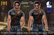 SAVIOR - Slink Tee [TF] - [Wear to Unpack]