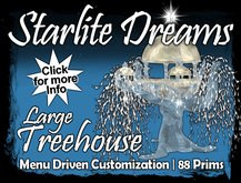 MG - Starlite Dreams Large Treehouse